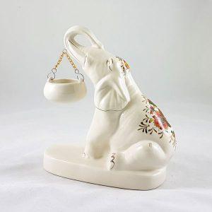 Аромалампа Слоник білий