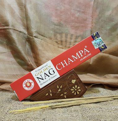 Golgen Nag  Champa  (Vijayshree)    15г