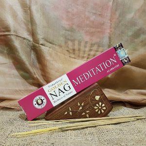 Golgen Nag  Meditation  (Vijayshree)  15г