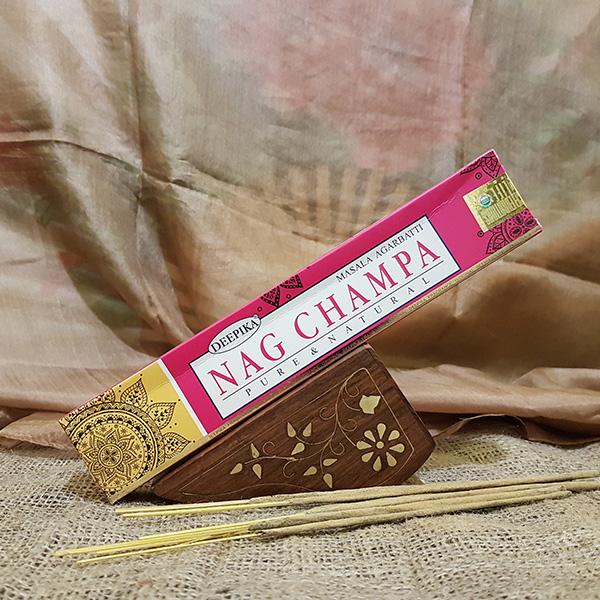 Nag Champa   (Deepika)     15 г