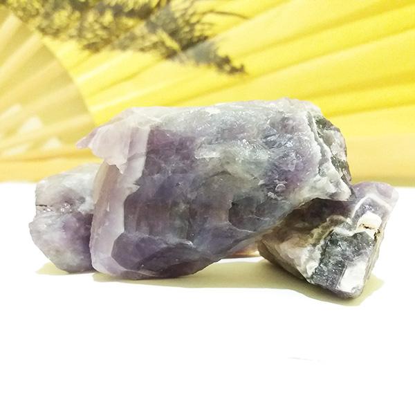 Аметист шеврон кристалл