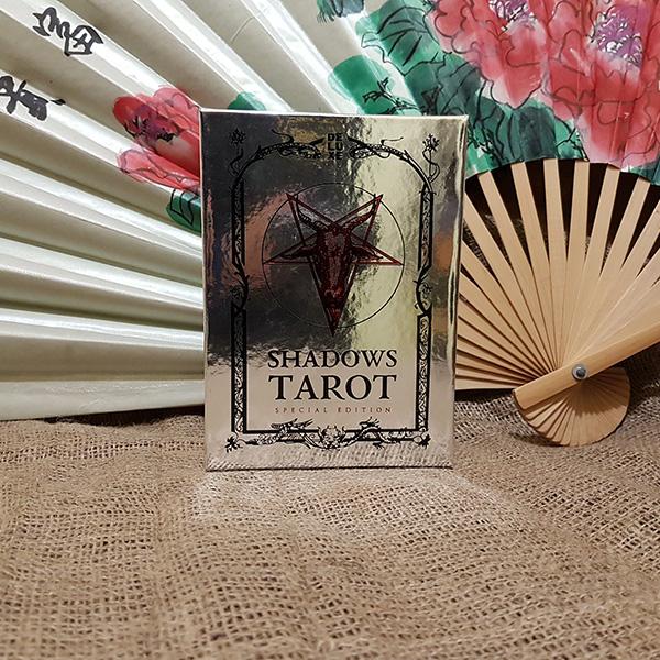 Shadows Tarot DELUX