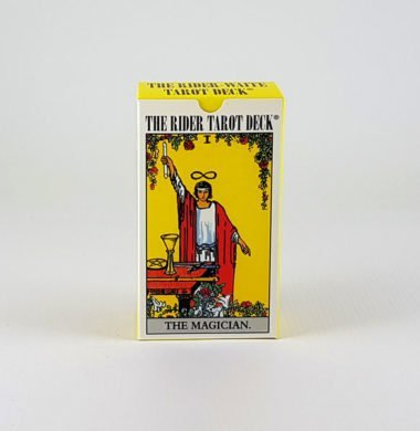 Таро The Ridet Tarot Deck