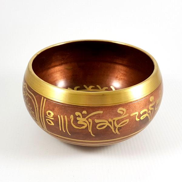 Чаша поющая тибетская