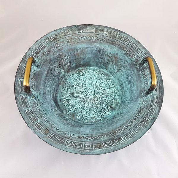 Чаша поющая водная