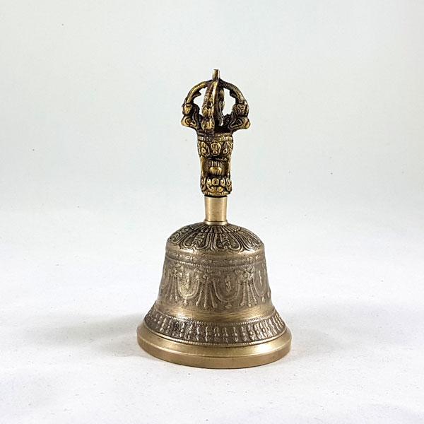 Дзвін тибетський співаючий / d80 / h140мм