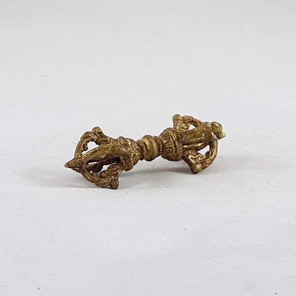Ваджр одинарный бронза L 9см Непал