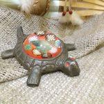 Черепаха з янтрою / L 110мм