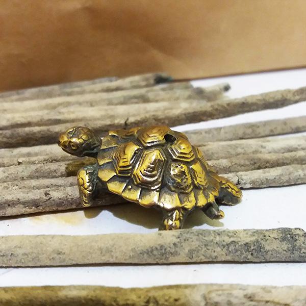 Подставка под благовония Черепаха 3х2х1,5см