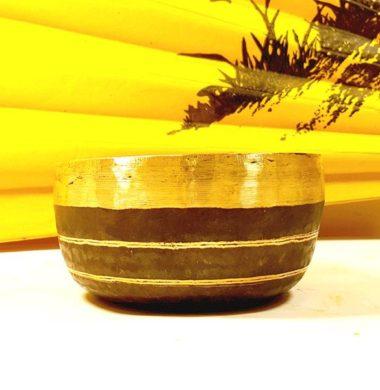Чаша поющая штат Ориса d 16см, h 8см