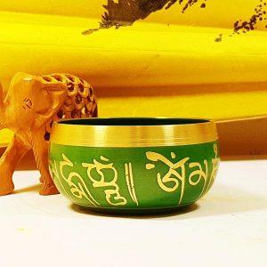 Чаша поющая Непал d 10см h 4,5см