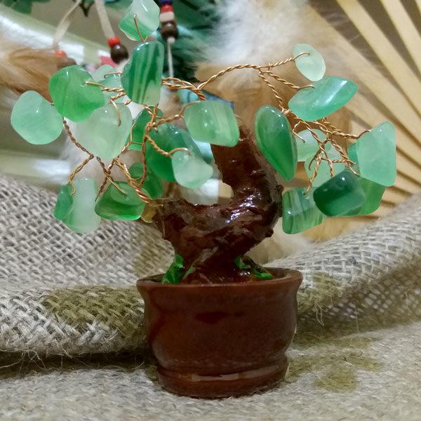 Дерево с камушками  h 6,5см