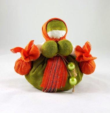 Кукла Кубышка Травница