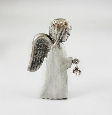 Статуэтка «Ангел с фонариком»/ h 8,5