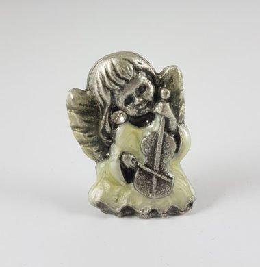 Статуэтка «Ангел с виолончелью»/ h 5,5