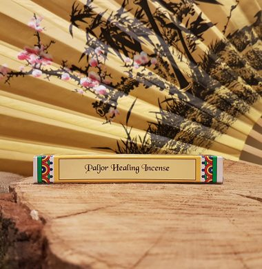 Paljor Healing Incense  (pim Co)  28г   L 14см