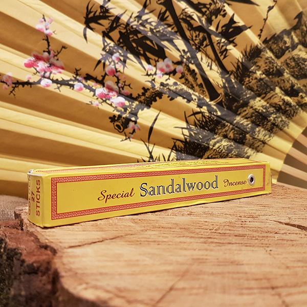 Special Sandalwood  (Chandra Devi)   L 20см
