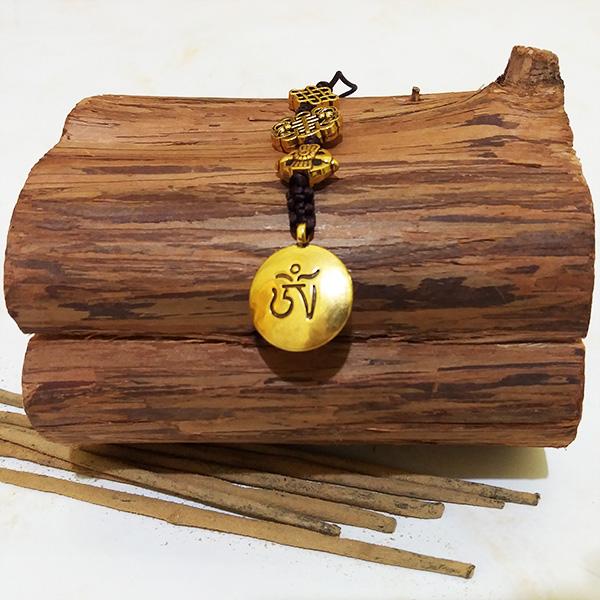 Мелонг брелок тибетский гороскоп d 2см